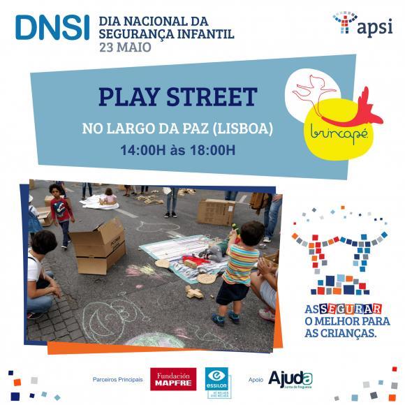 Play Street - Largo da Paz