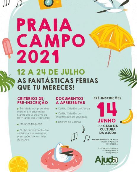 Praia-Campo 2021