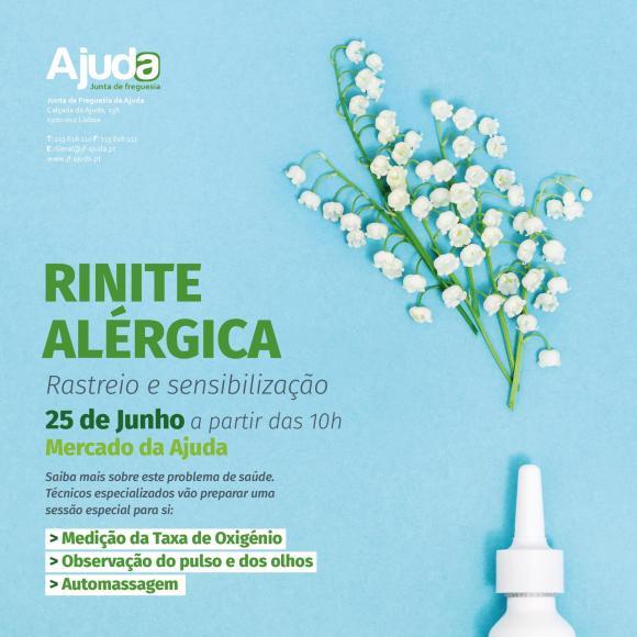 Rastreio e Sensibilização para a Rinite Alérgica