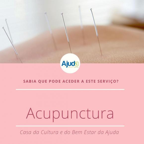 Saúde e Bem Estar - Acupunctura