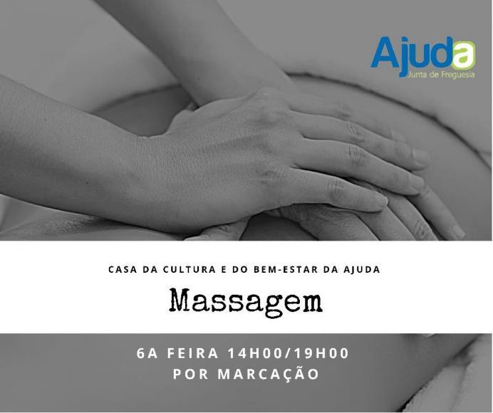 Saúde e Bem Estar - Massagens